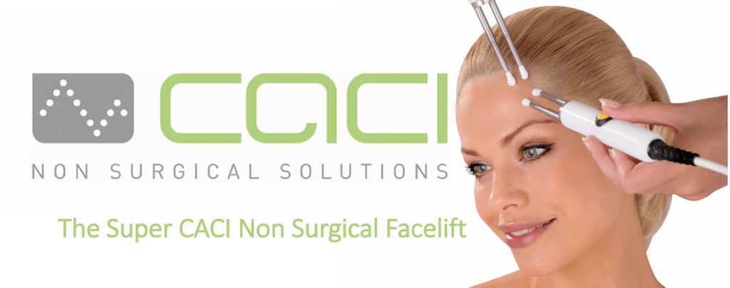 The Super CACI Non Surgical Face-lift at Cheshire Lasers middlewich