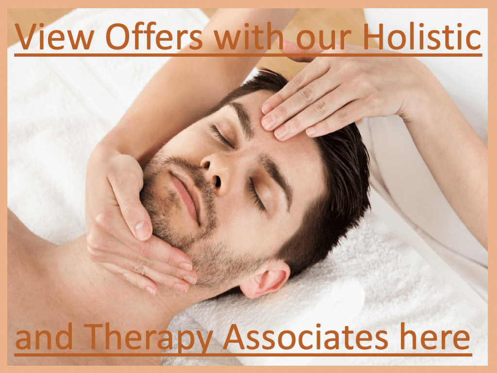 View offers with our Holistic Therapy Associates and Mental Health Associates here.
