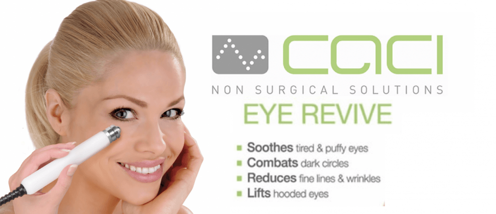CACI Eye Revive treatment Cheshire middlewich