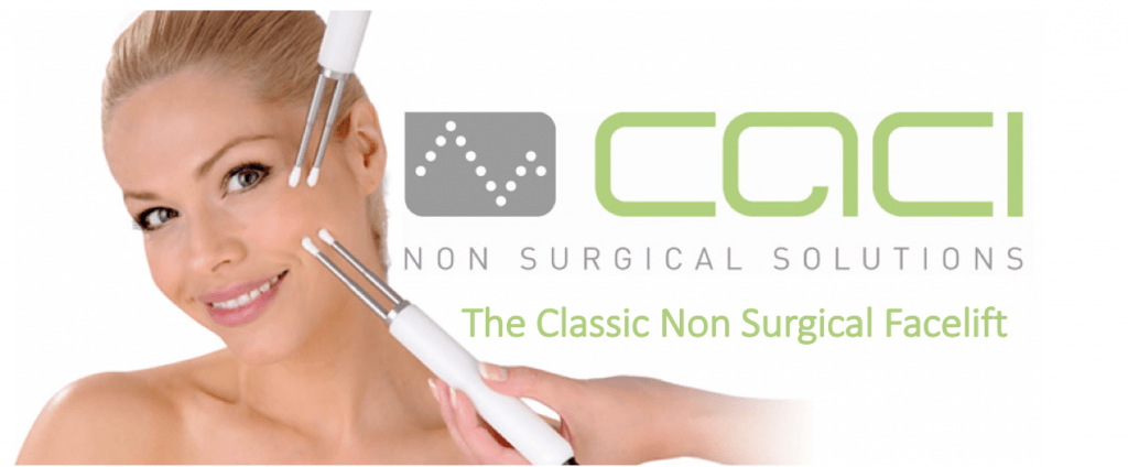 The Classic CACI Non Surgical Facelift in Middlewich Cheshire
