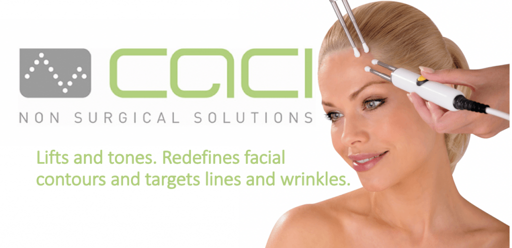 CACI Non Surgical Facelift at Cheshire Lasers, Middlewich Cheshire