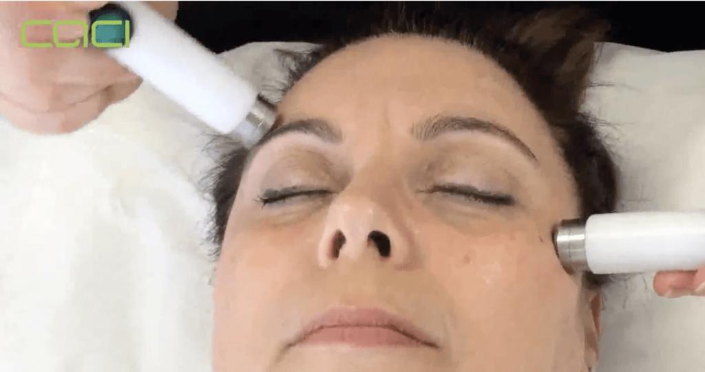 CACI eye revive step 2