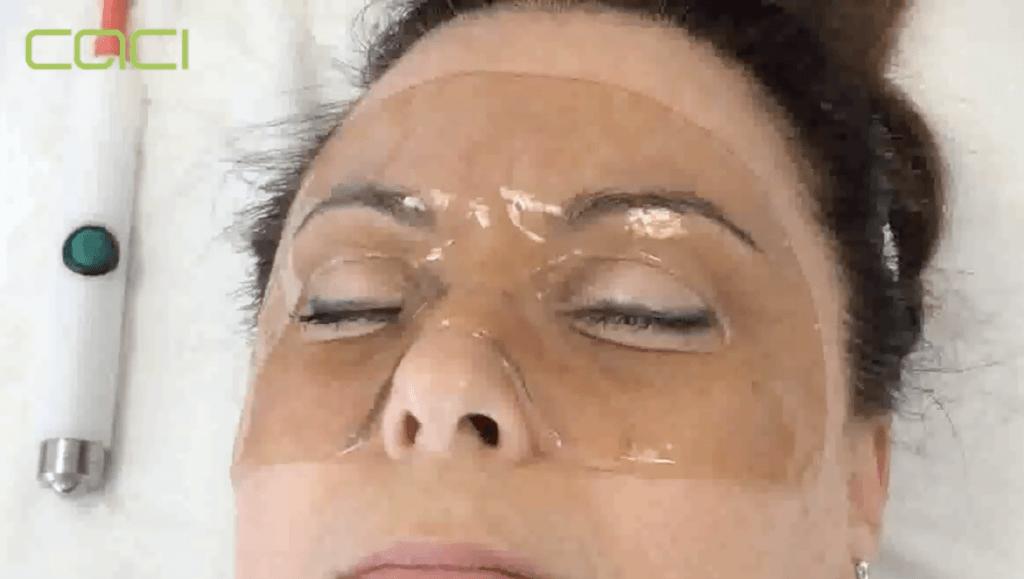 CACI eye revive step 3