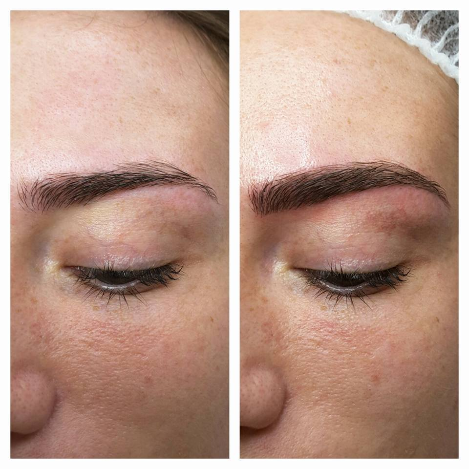 microblading with Helena Fryer middlewich cheshire