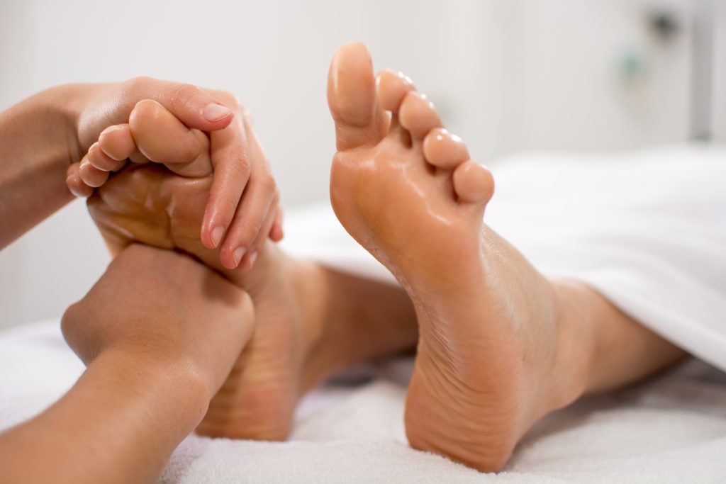 Reflexology treatments Middlewich Cheshire
