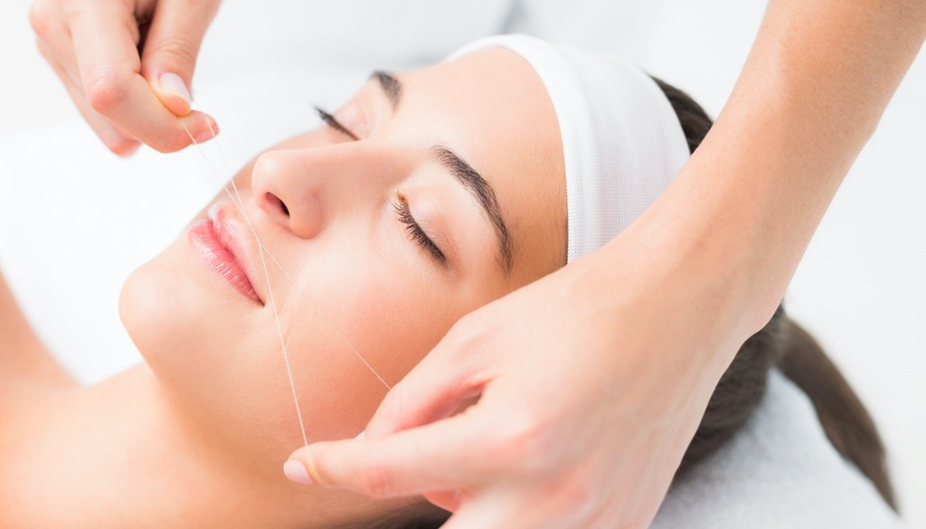threading hair removal Middlewich Cheshire