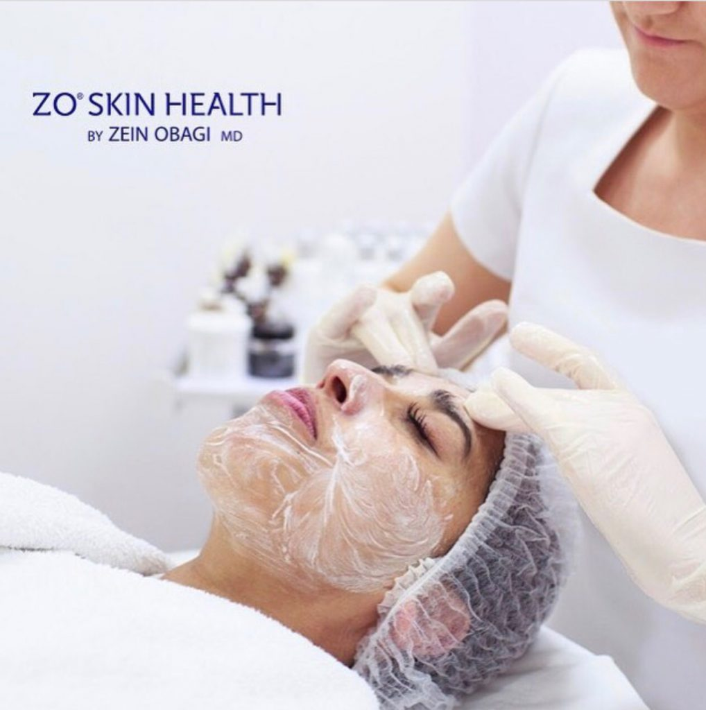 zo skin health stimulator peel