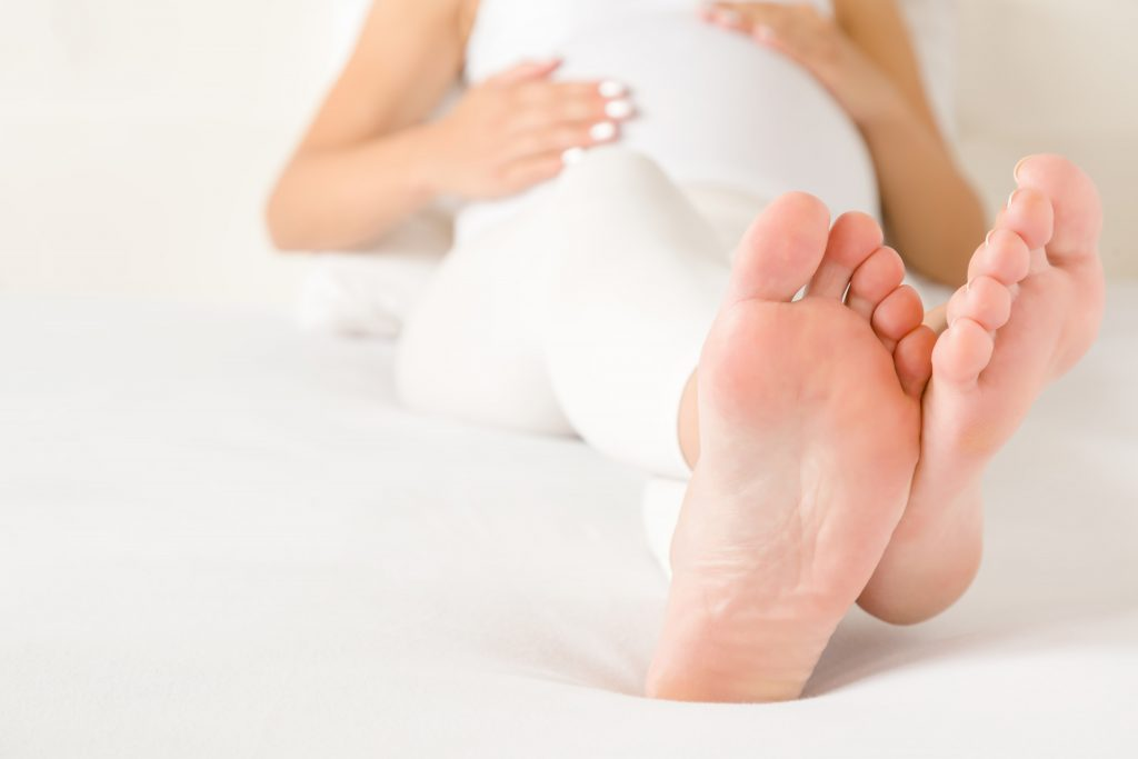reflexology in pregnancy