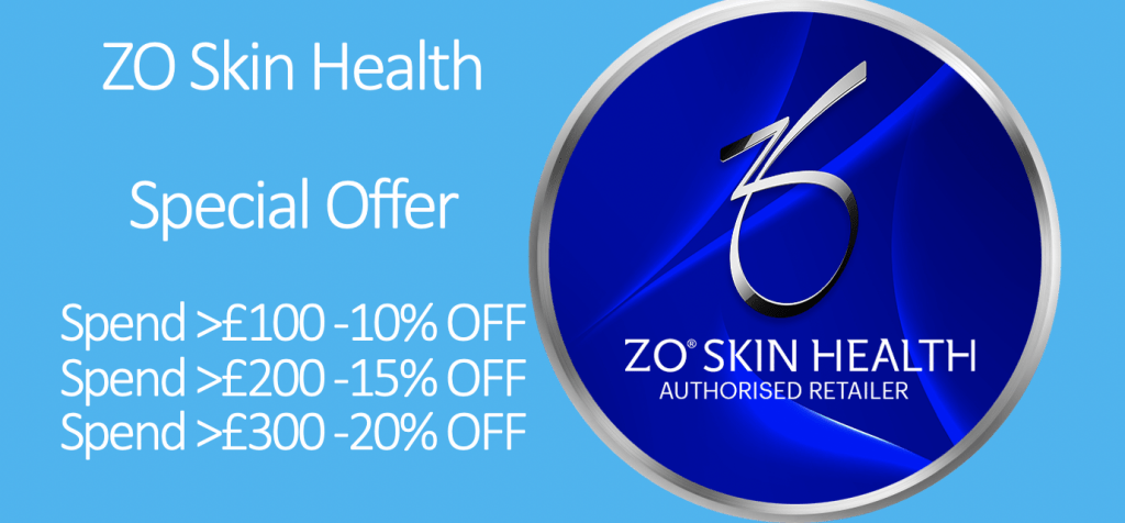 ZO skin health special offer Cheshire