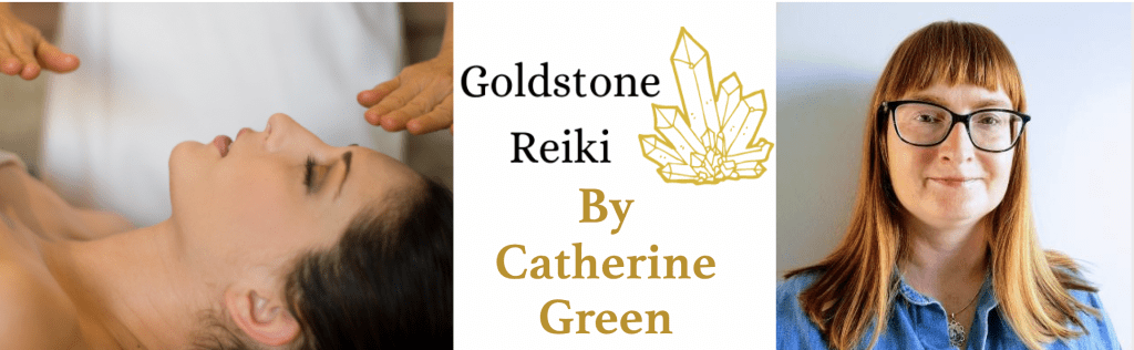 Goldstone Reiki Treatment Cheshire Catherine Green